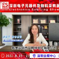 深圳市艾格林电子有限公司诚邀您参加ES...