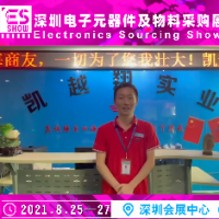 深圳市凯越翔电子有限公司诚邀您参加ES...